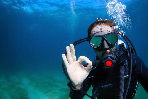 憧れの沖縄でダイビングを仕事にしよう